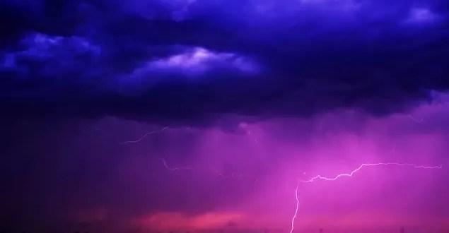 ¿La contaminación afecta las tormentas?