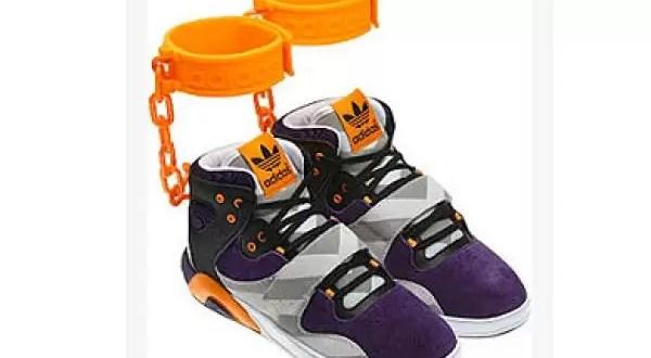 Polémica: zapatillas Adidas que incitan a la esclavitud