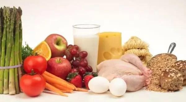 Alimentos que ayudan a tener la panza chata