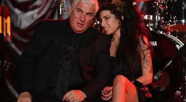 Las emotivas cartas de Amy Winehouse a su padre