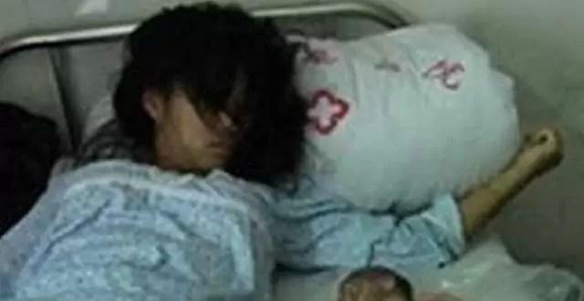 La obligan a abortar a los siete meses de embarazo