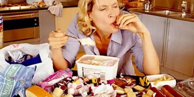 Cómo sentirte bien luego de comer en abundancia