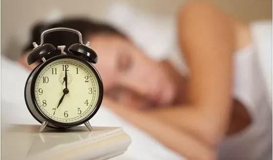 Los riesgos de dormir mal