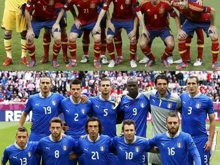 Italia enfrentará a España en la final de la Eurocopa