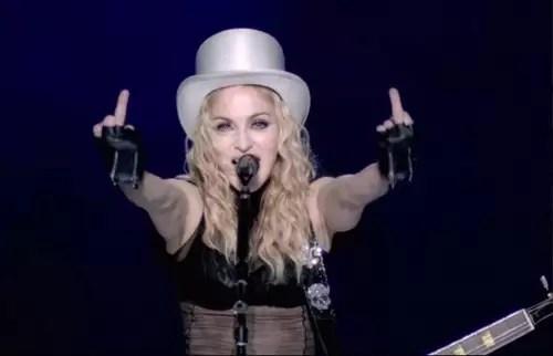 Madonna teme que le roben el ADN