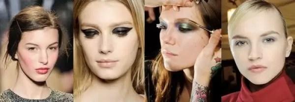 Qué maquillaje usar según tu color de pelo
