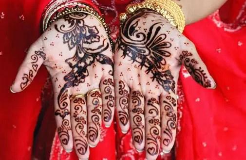 Los tatuajes de henna provocan alergia