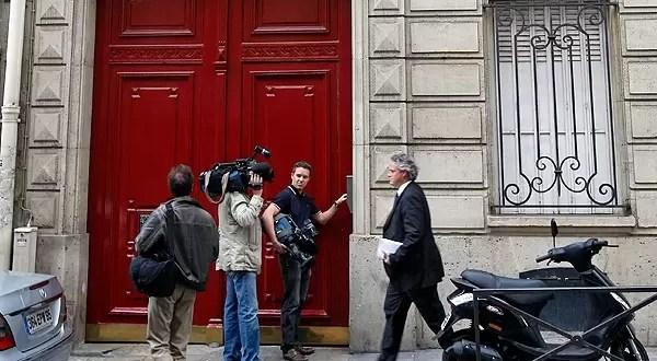 Allanaron la casa de Sarkozy por escándalo de corrupción