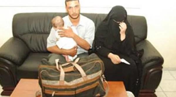 Arrestan a pareja por contrabando de bebés