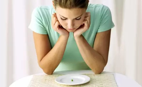 Lo que NO debes hacer cuando estás a dieta
