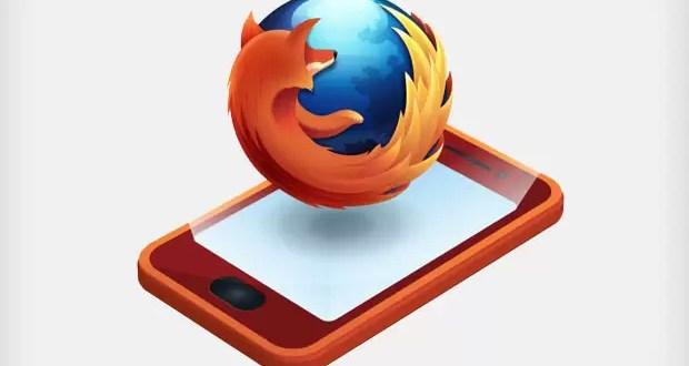 Firefox OS disponible para dispositivos móviles