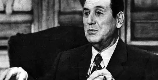 Así fue la convivencia junto a Juan Domingo Perón