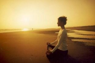 Las ventajas de la meditación