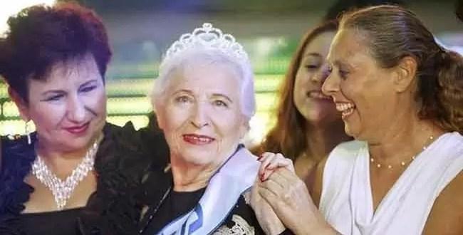 Polémica: Eligen a 'Miss Sobreviviente del Holocausto'