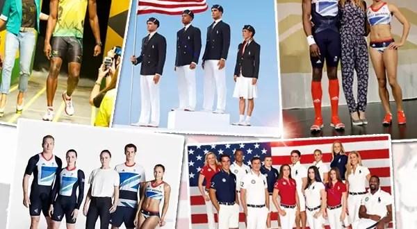 La moda en los Juegos Olímpicos
