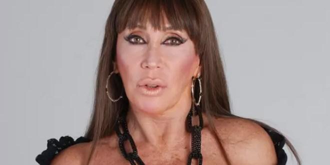 Moria Casan desnuda en nueva obra de teatro