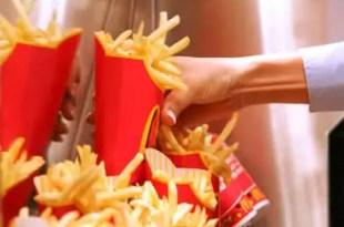 Sólo McDonalds podrá vender papas fritas en los Juegos Olímpicos