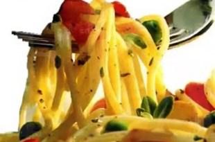 Cómo comer pastas y no engordar