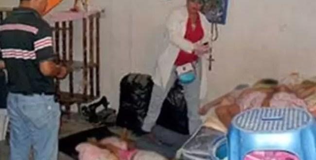Mujer mata a sus tres hijas y luego se suicida