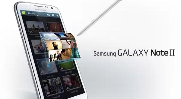 Así es la Samsung Galaxy Note II - Características