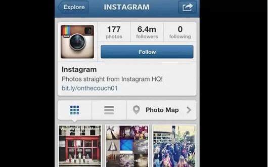 Novedades de la versión 3.0 de Instagram