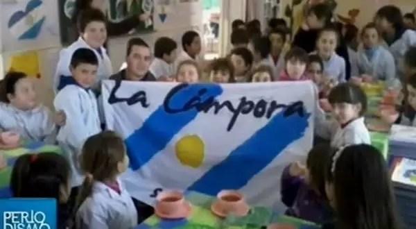Video: Mirá Cómo Militantes De La Cámpora Adoctrina En Las Escuelas