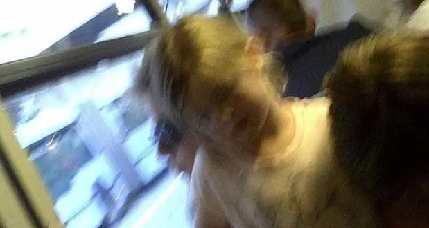 Madeleine McCan apareció en un avión rumbo a Munich - Fotos