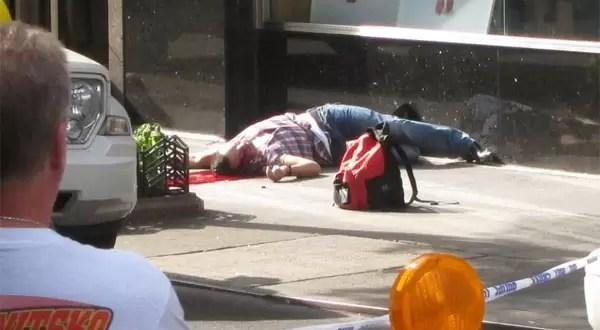 Terror en Nueva York: Tiroteo deja dos muertos en Empire States - Video