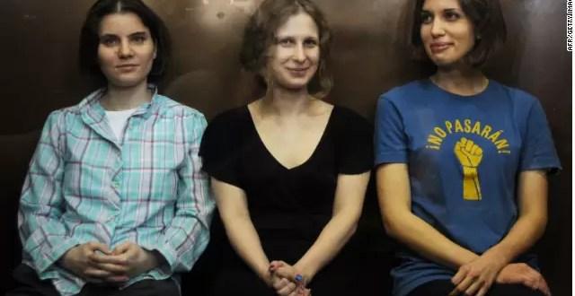 Angry Kremlins el juego sobre las Pussy Riot