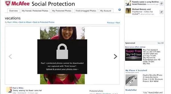 """Consejos para evitar el """"robo"""" de fotos en Facebook"""