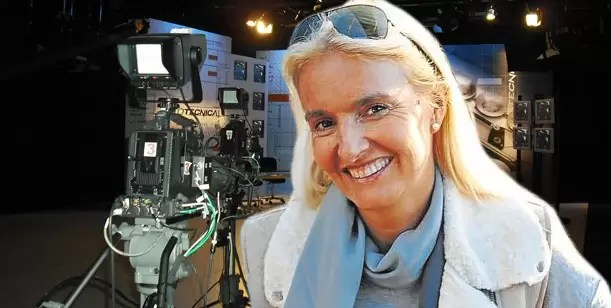 Silvia D´auro, ex de Rial, debuta como conductora de TV