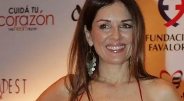 El secreto de belleza de Andrea Frigerio a los 51 años