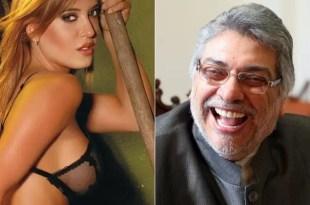 ¿Cuánto cobra Jesica Cirio por estar con Fernando Lugo?