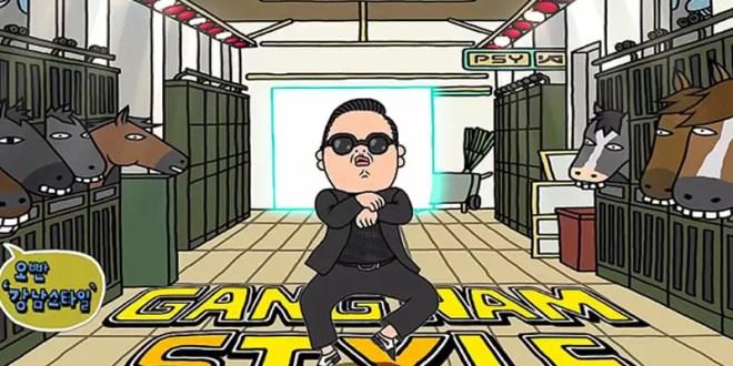 Pandilleros usan el 'Gangnam Style' como coreografía durante un tiroteo