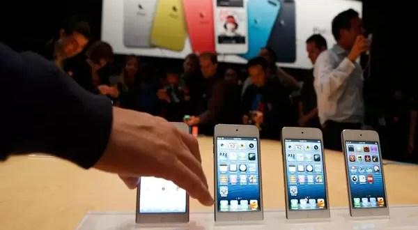 ¿Por qué el iPhone 5 de Apple vibra distinto?