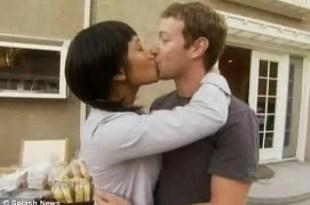 La extraña relación de Mark Zuckerberg y su esposa