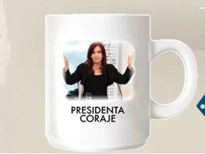 Los productos oficiales de Cristina y Néstor Kirchner - Merchandising 'K'