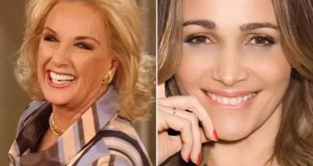 La pregunta incómoda de Mirtha Legrand a Verónica Lozano
