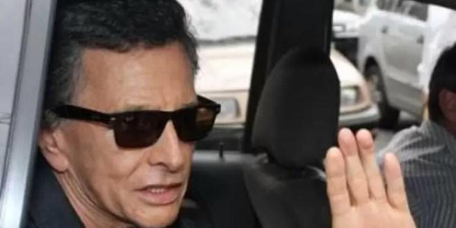 Dan el alta médica a Palito Ortega