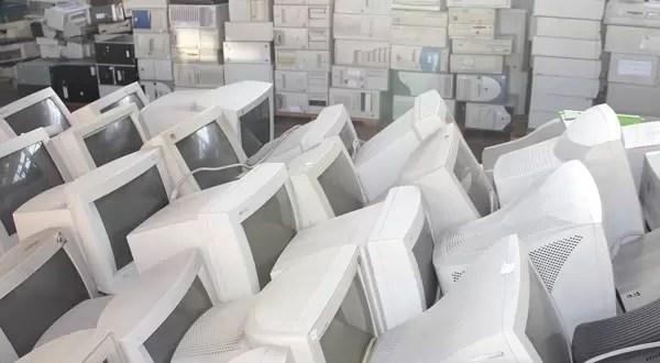 ¿Cuántas computadoras se desechan en Argentina?