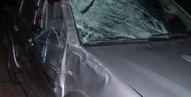 Niño le roba la camioneta a su abuelo y mata una beba de dos meses