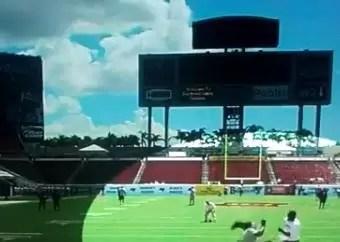 Video imperdible: La lesión más tonta del mundo