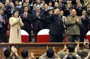 ¿La primera dama de Corea del Norte está embarazada?