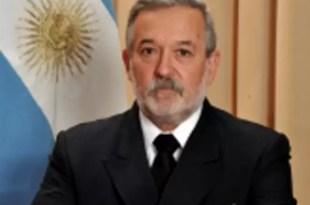 Conoce al nuevo jefe de la Armada Daniel Alberto Martín
