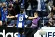 Video: Un fantasma festeja partido de fútbol portugués