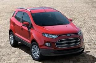 Nueva Ford EcoSport: Fotos, equipamiento, versiones y precios
