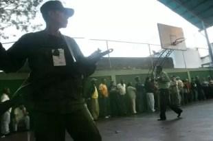 Venezolano mata a siete personas tras la victoria de Hugo Chávez