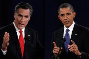 Los momentos más significativos del segundo debate de Obama - Romney
