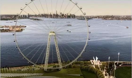 Foto: Ésta es la rueda de la fortuna más grande del planeta