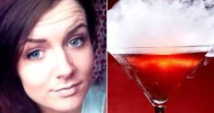 Los riesgos de consumir tragos con nitrógeno líquido